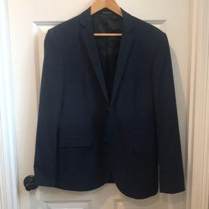 Other - H&M Slim Fit Navy Suit Jacket